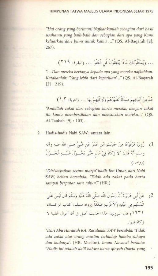 ZAKAT PROFESI (PENGHASILAN) Sejarah, Dalil, Hikmahnya 13