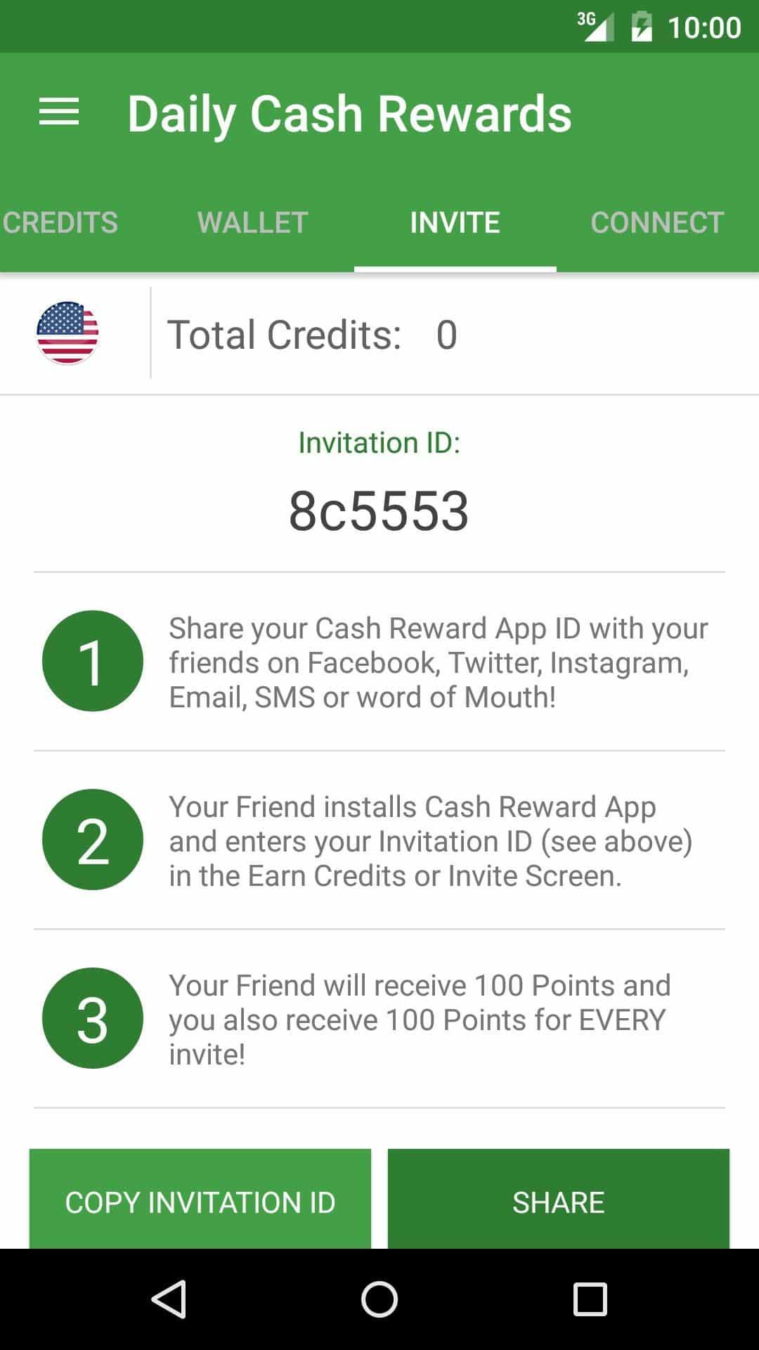 Aplikasi Penghasil UangDaily Cash