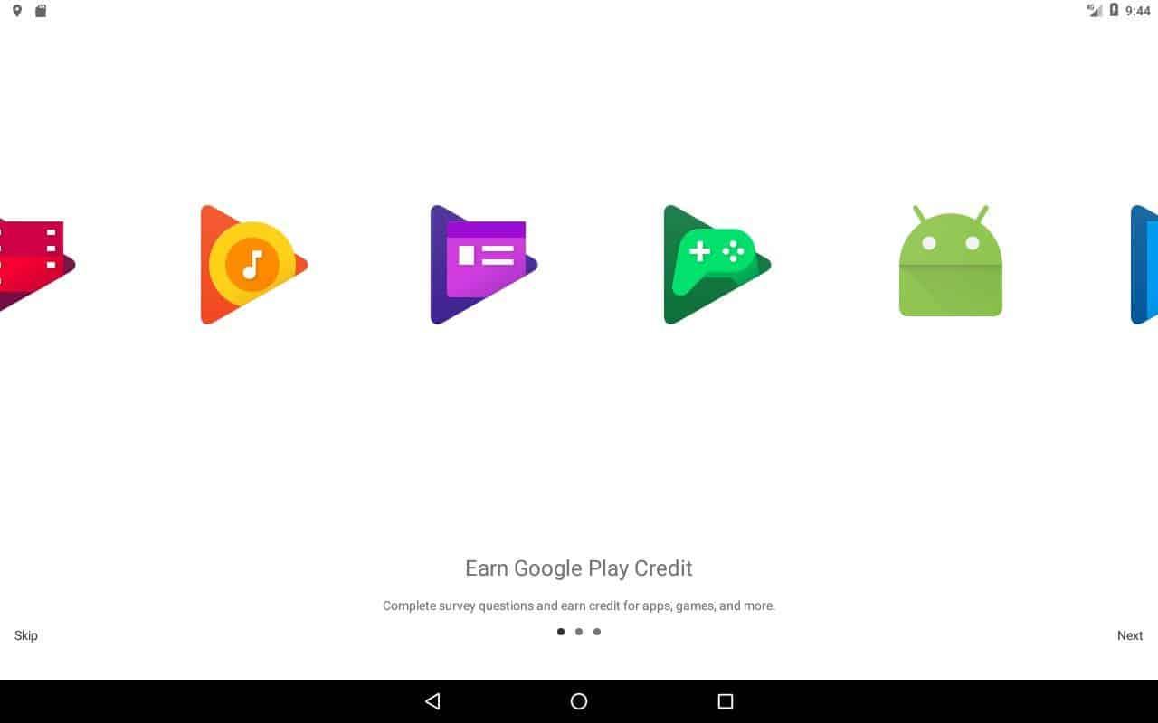 Aplikasi Penghasil Uang Google Opinion Rewards