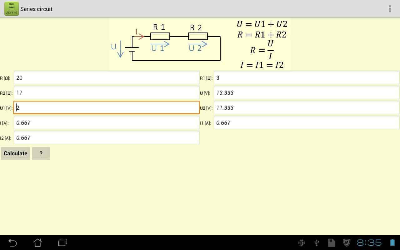 Aplikasi Math Expert
