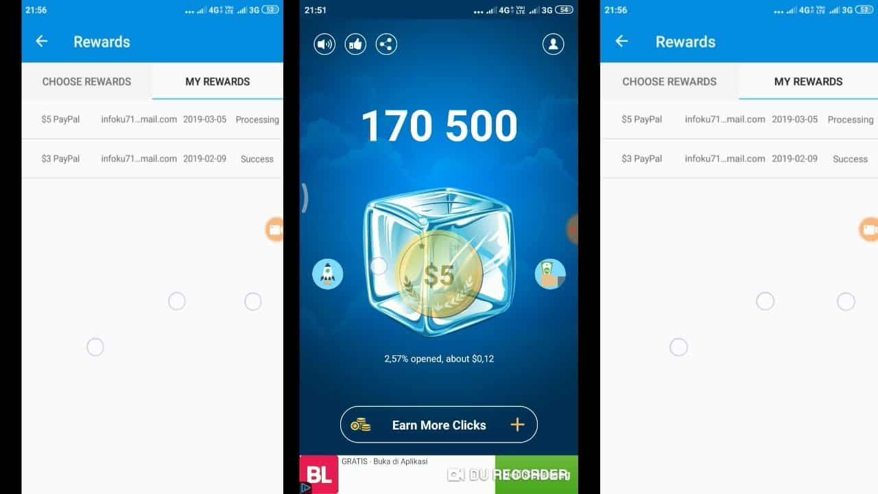 Aplikasi Penghasil Uang Money Cube