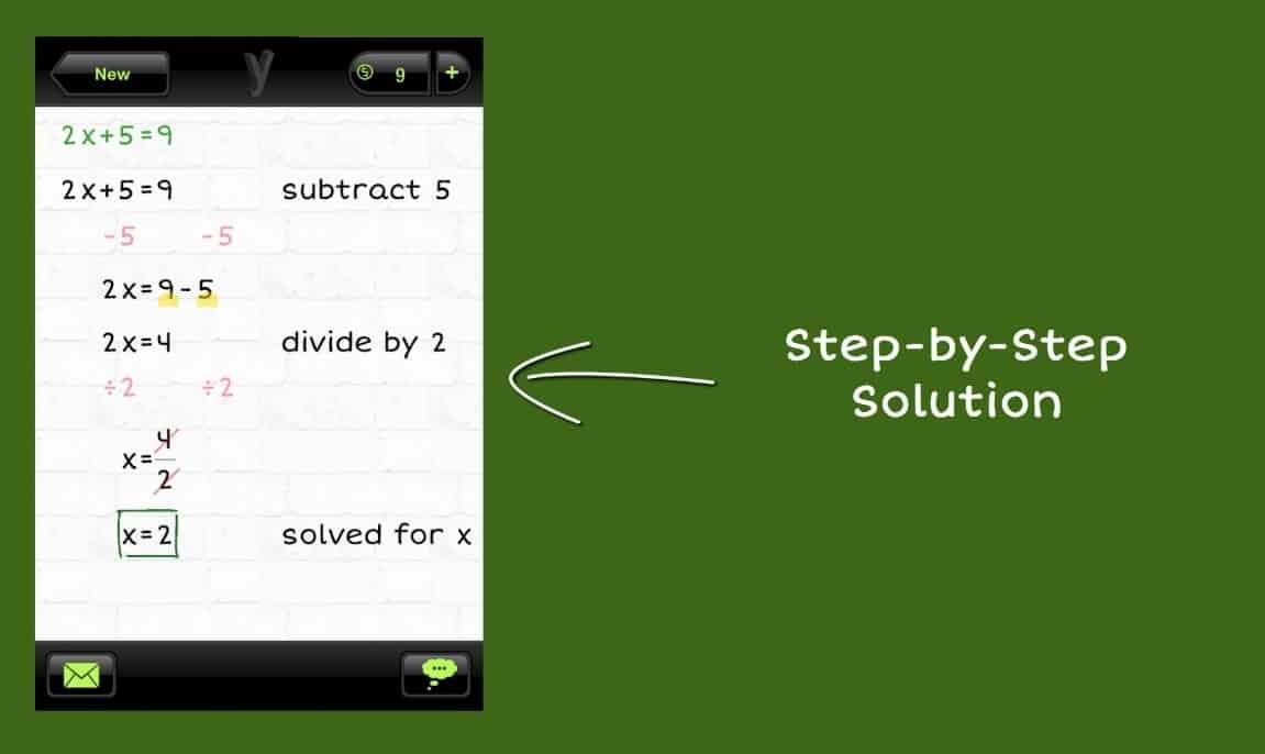 Aplikasi YHomeWork Math Solver
