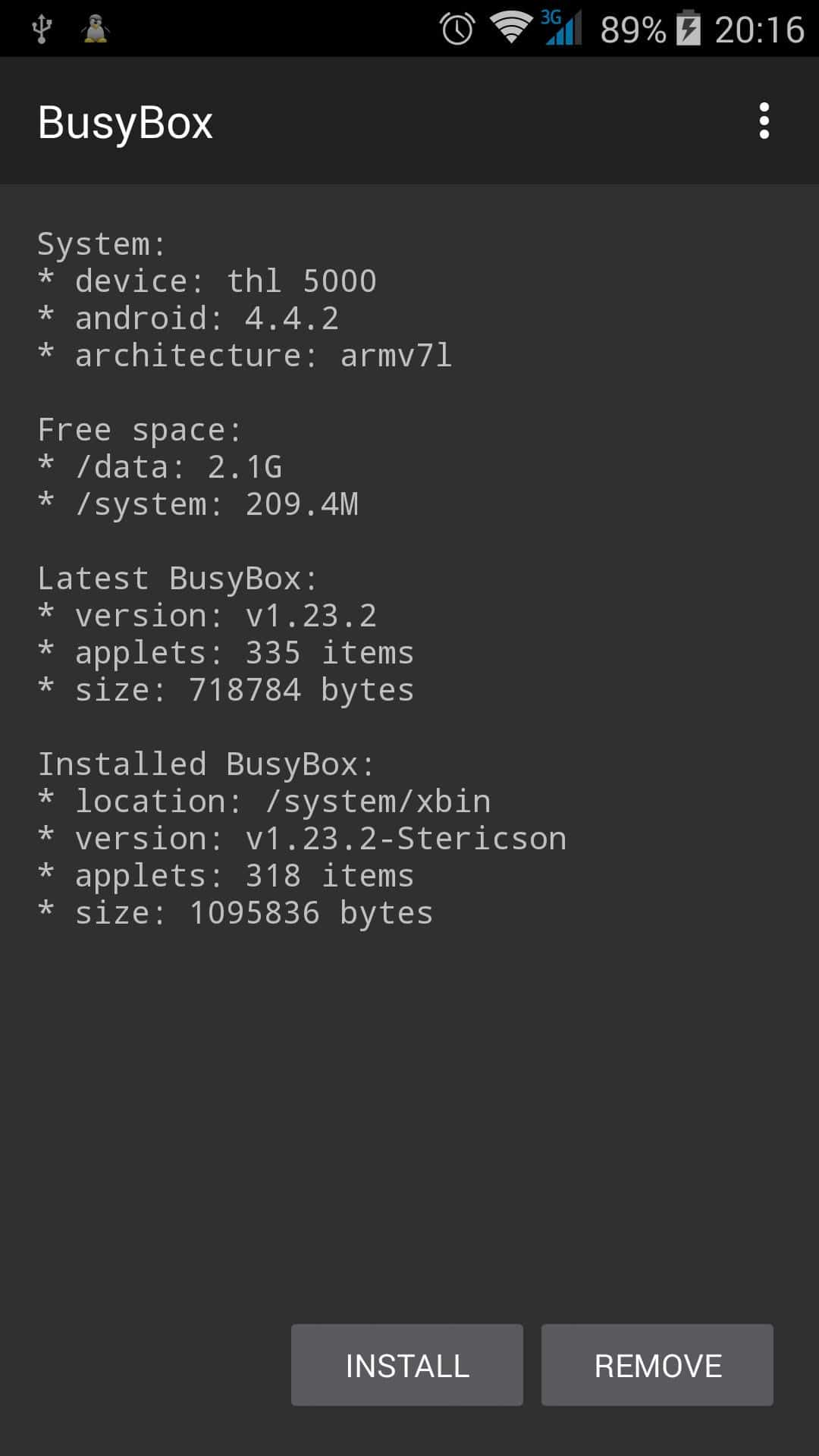 BusyBox Root Android