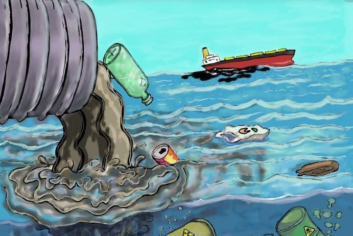 Dampak yang Ditimbulkan Akibat Pencemaran Air