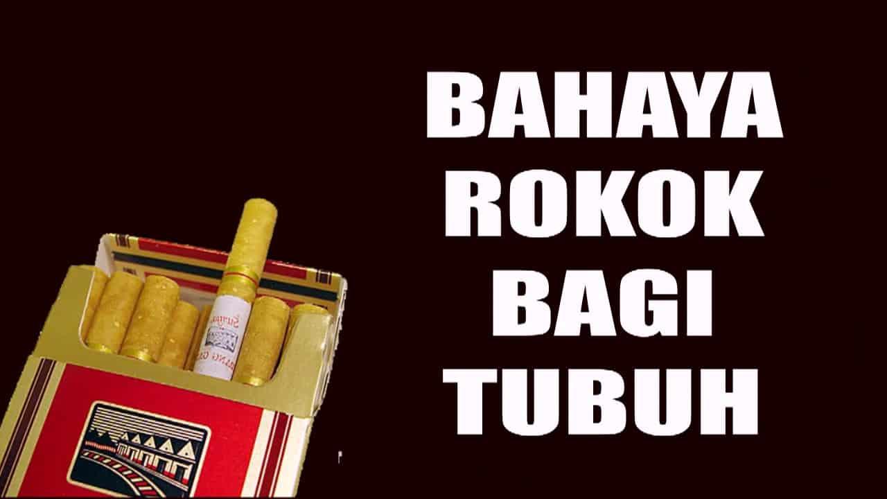 Iklan Layanan Masyarakat Bahaya Merokok