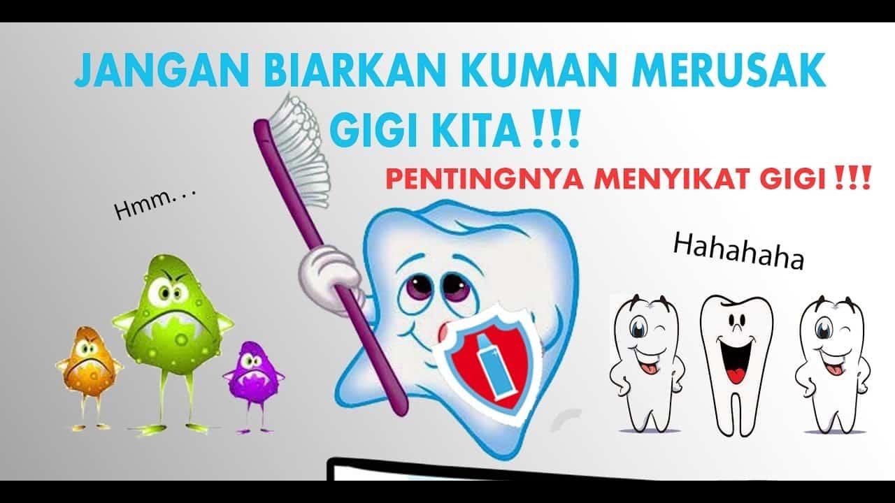 Iklan Layanan Masyarakat Menggosok Gigi