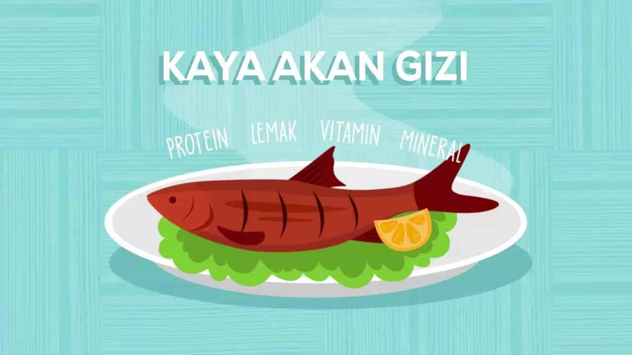 Iklan Layanan Masyarakat Tentang Gerakan Makan Ikan