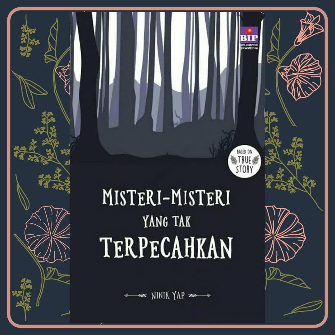 Novel Misteri Kisah Nyata