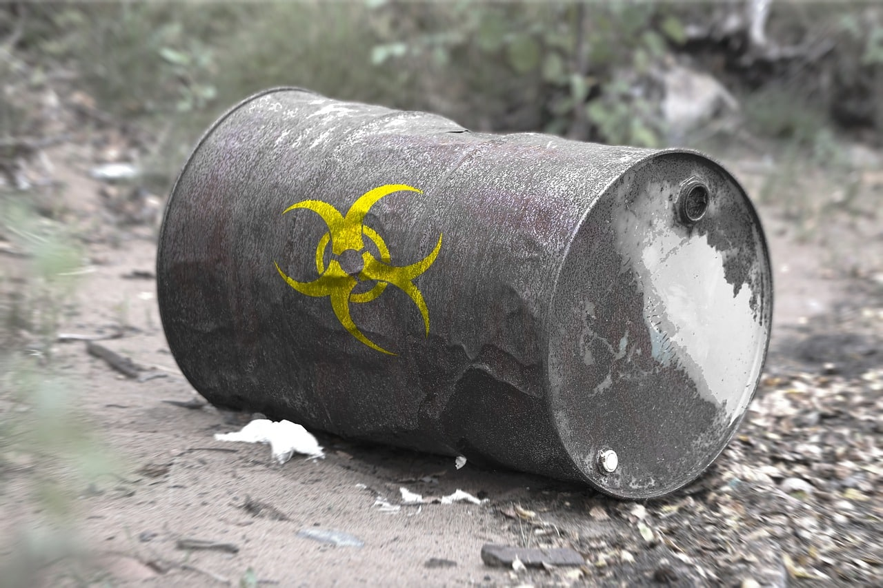 Pencemaran/ Polusi Pada Tanah
