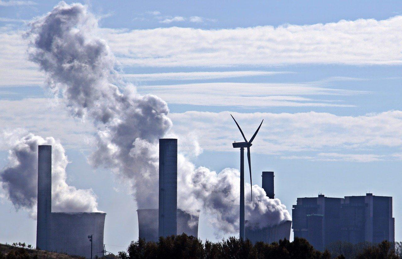 Pencemaran/Polusi Pada Udara