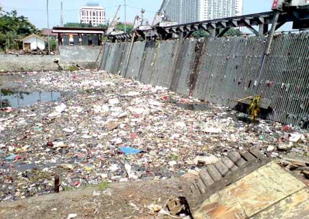 Penyebab Dari Pencemaran Air