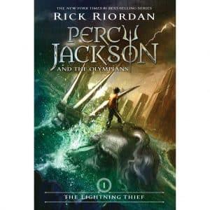 Percy Jackson (Rick Riordan)