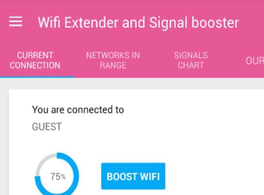 Wifi Booster Range Extender