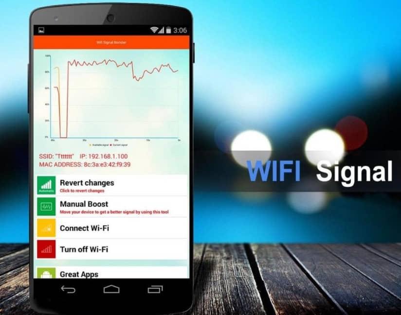 Wifi Signal Booster + Extender
