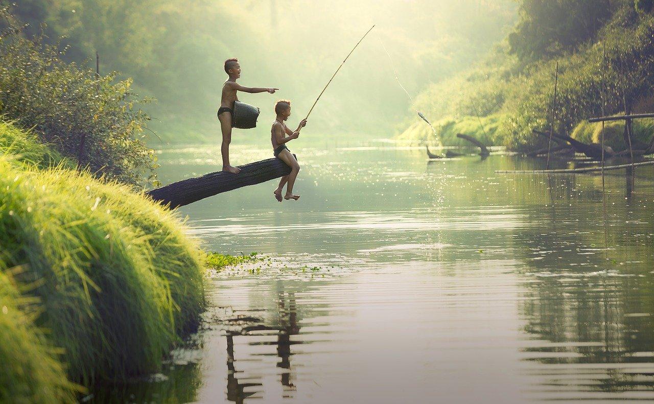 Tafsir Mimpi memancing ikan