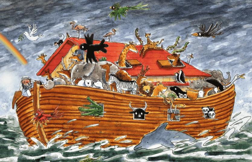 Kisah Nabi Nuh AS : Biografi, Silsilah, Kisah kisah Penting 14