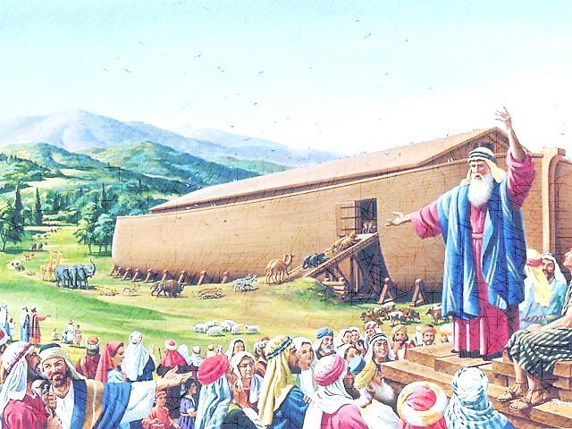 Kisah Nabi Nuh AS : Biografi, Silsilah, Kisah kisah Penting 15
