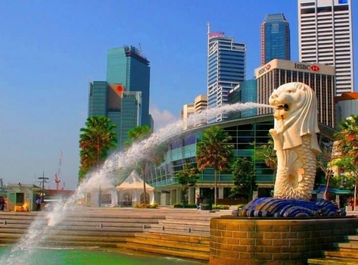 Asal Mula Negara Singapura