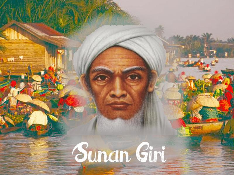 Biografi Sunan Giri