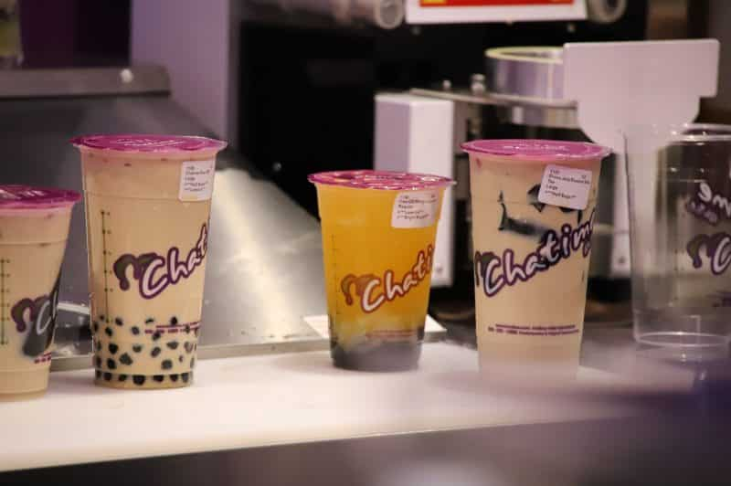 Contoh Analisis SWOT Chatime