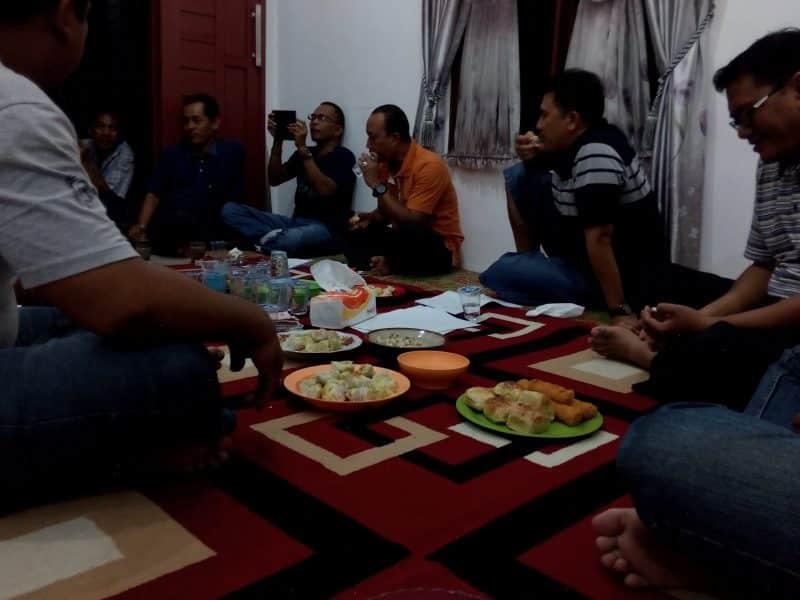 Contoh Notulen Rapat Halal Bihalal