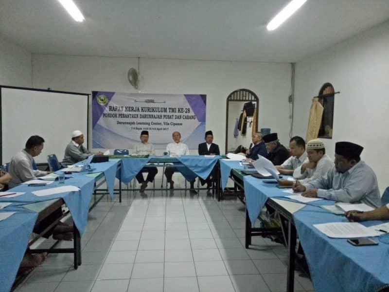 Contoh Notulen Rapat Pondok Pesantren
