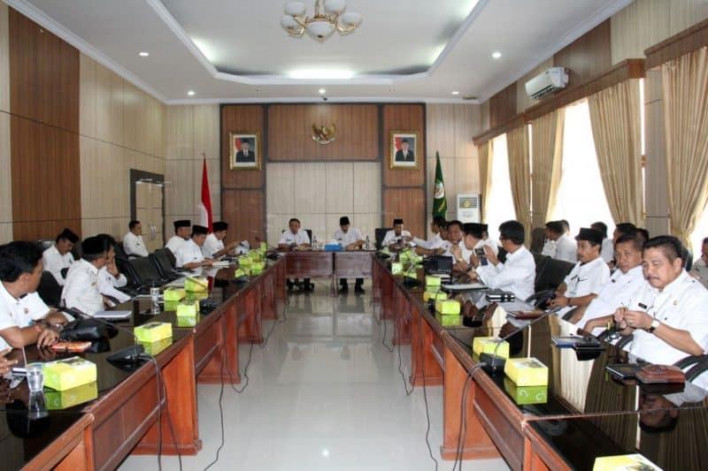 Contoh Notulen Rapat Serah Terima Jabatan