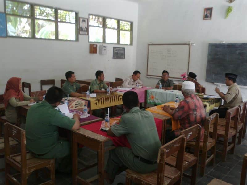 Contoh Notulen Rapat Yayasan