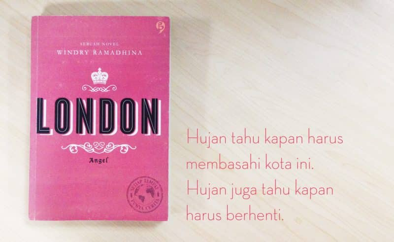 Contoh Resensi Novel Fiksi London