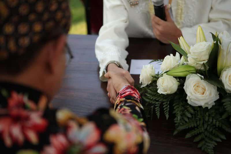 Dalil adanya saksi dalam pernikahan