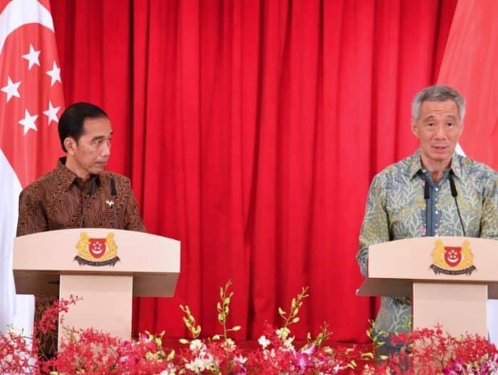 Hubungan Diplomatik antara Singapura dan Indonesia