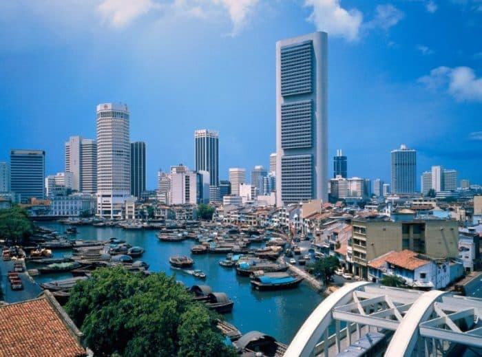 Iklim dan Keadaan Alam Singapura