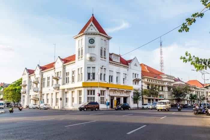 Informasi Geografis Kota Surabaya