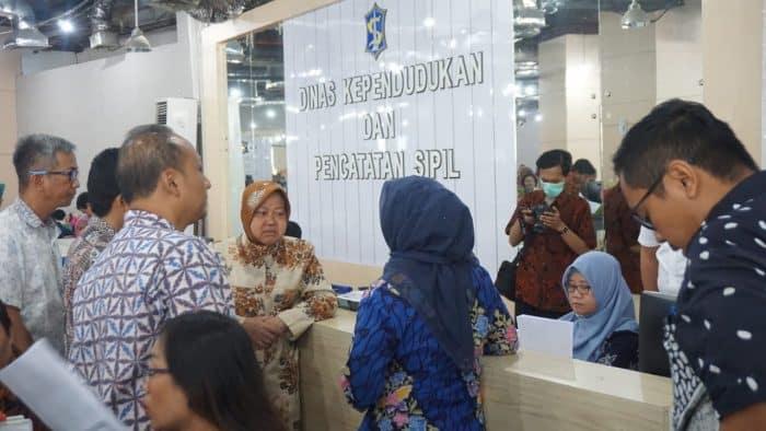 Kependudukan Kota Surabaya