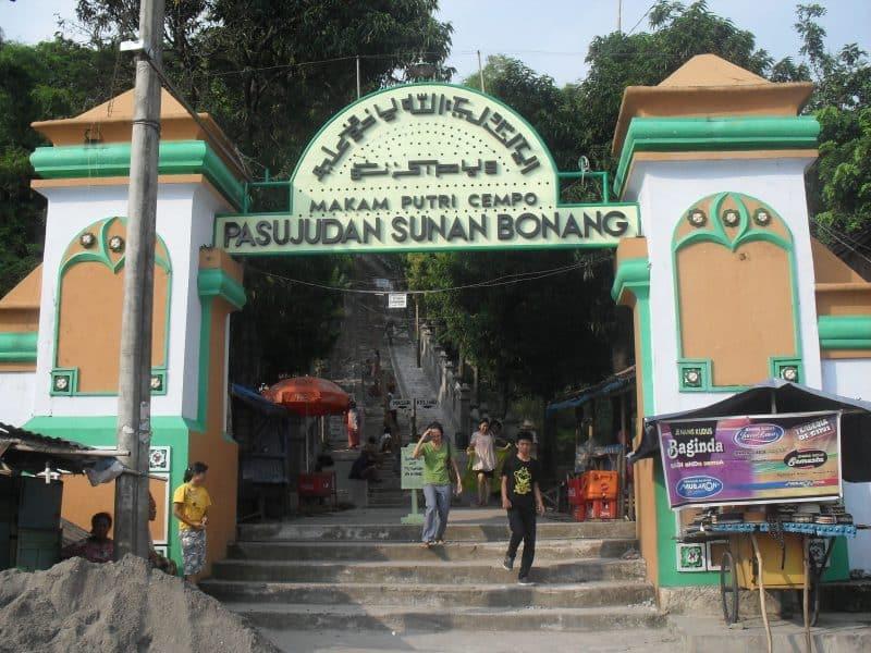 Letak Makam Asli dari Raden Maulana Makdum Ibrahim