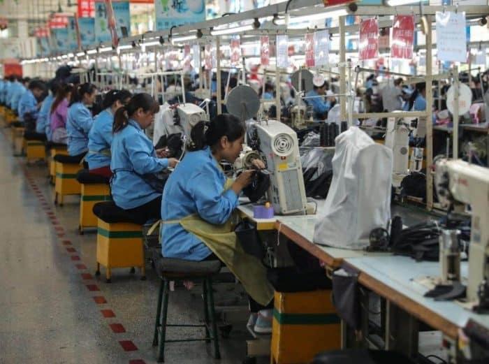 Perkembangan Ekonomi di China