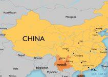 Peta China Beserta Sejarah, Geografis, Fisiografis dan Sumber Daya Alam 3