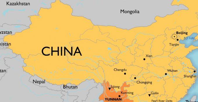 Peta China Beserta Sejarah, Geografis, Fisiografis dan Sumber Daya Alam 1