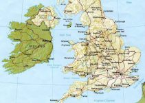 Peta Inggris Beserta Sejarah, Geografis, Serta Wisata (Paling Lengkap) 2