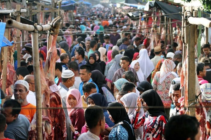 Populasi di Aceh