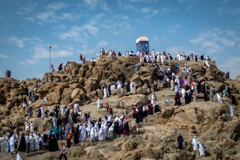 Urutan dan Tata Cara Haji