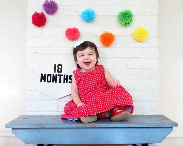 Bayi Usia 18 Bulan