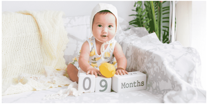 Bayi Usia 9 Bulan