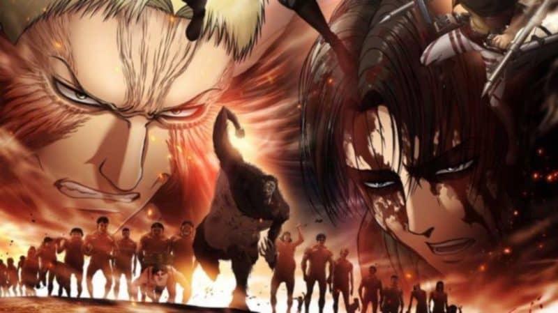 Anime Attack on Titan 3