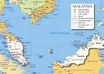 Peta Malaysia beserta wilayah, iklim, dan kekayaan alam (Terlengkap) 5