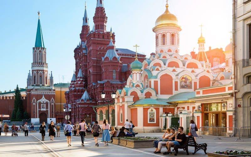 Panggilan Sayang dalam Bahasa Rusia