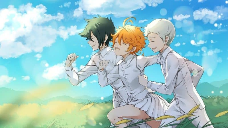 Anime Yakusaku no Neverland