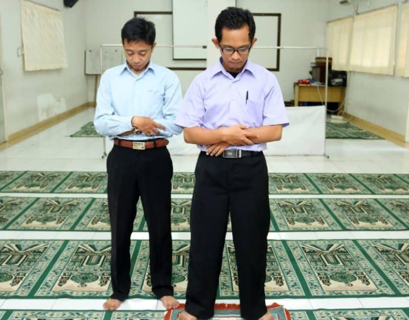 Adab Dalam Membaca Doa Iftitah