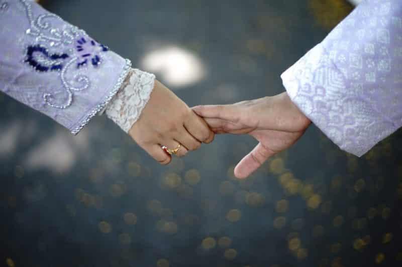 Adab Mengucapkan Doa Pernikahan