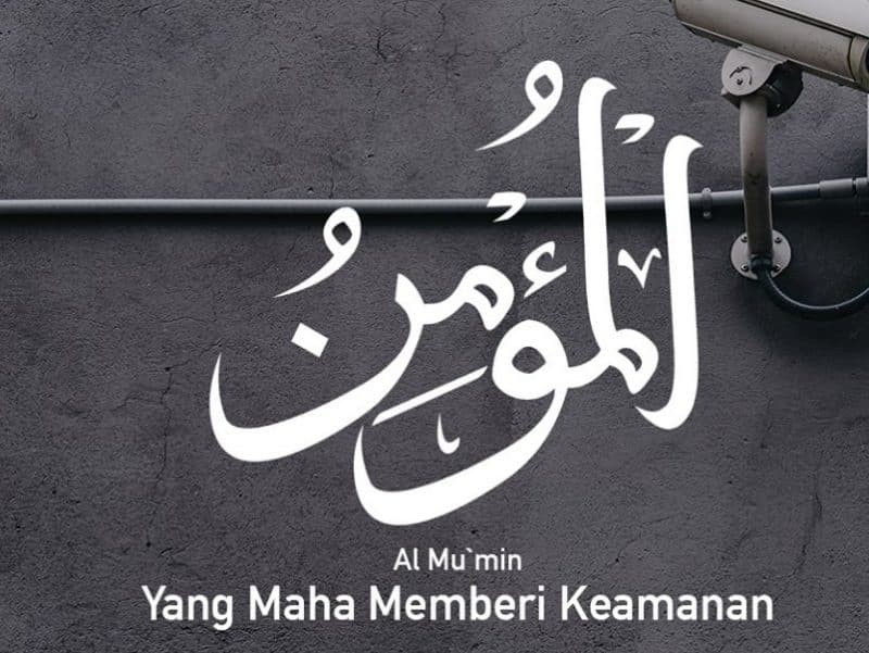 Al Mu'min yang Maha Memberi Keamanan